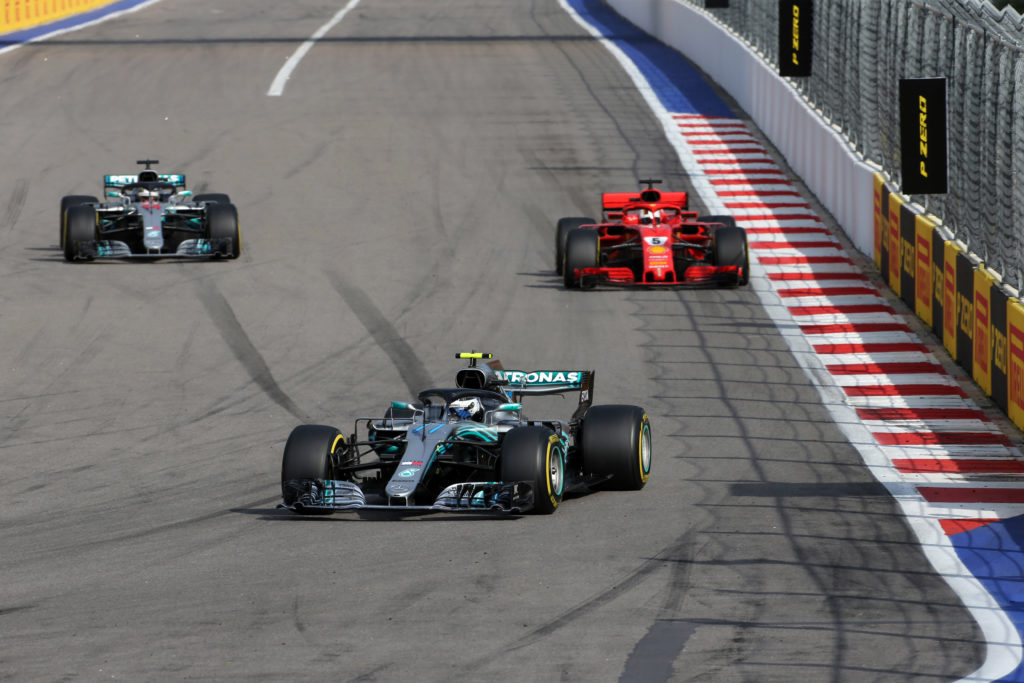 F1   GP Russia, Sochi allontana l'ipotesi di una gara in notturna