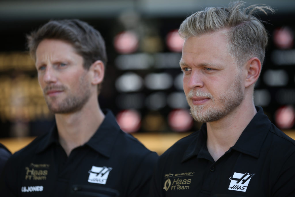 F1 | Haas conferma Magnussen e Grosjean per il 2020