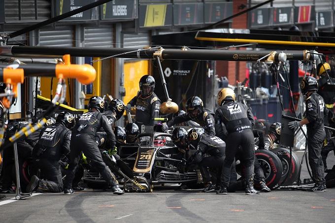 F1 | GP d'Italia, Haas: Magnussen e Grosjean continuano con la stessa specifica