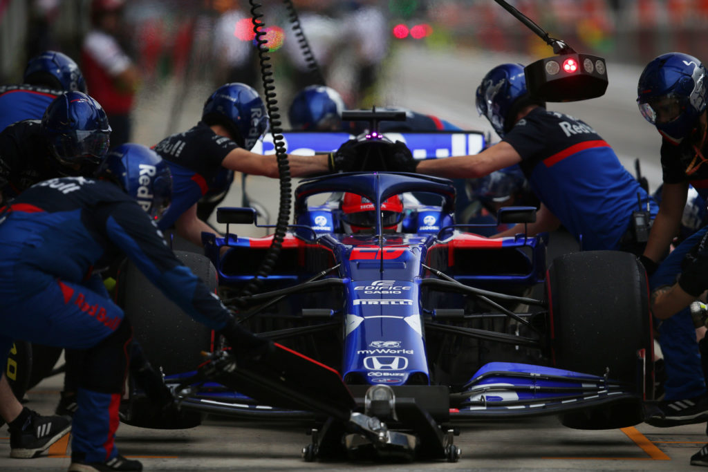 F1 | GP Russia, Kvyat salterà le qualifiche di questo pomeriggio