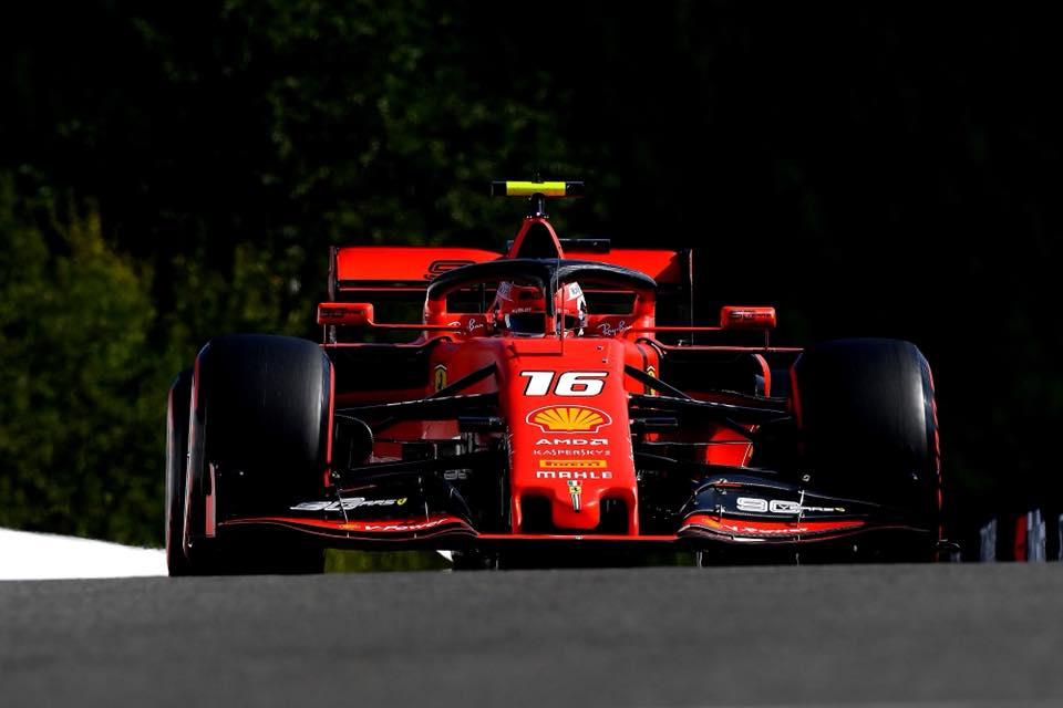 F1   GP Belgio, la Scuderia Ferrari e Charles Leclerc trionfano a Spa