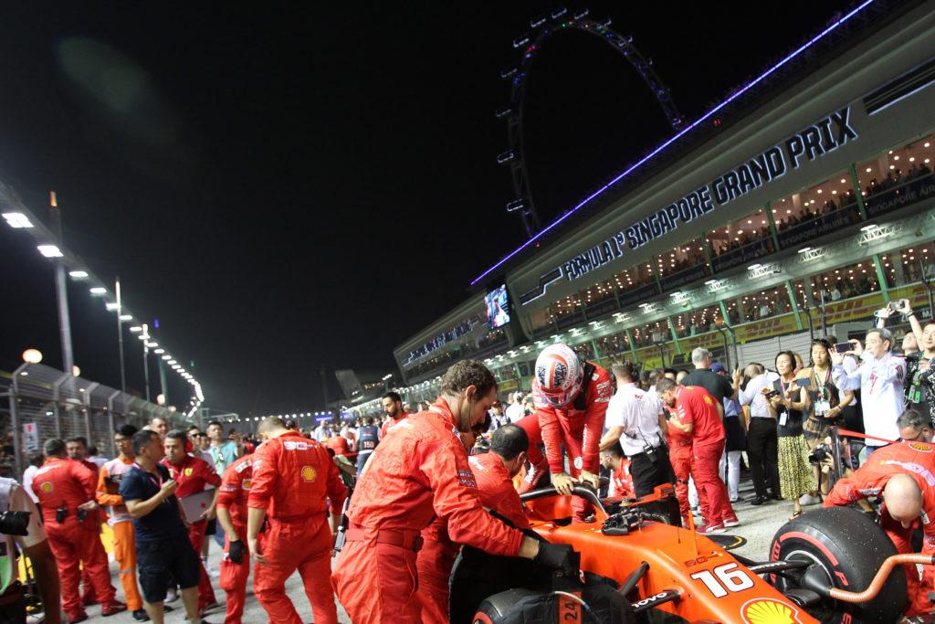 Formula 1, Turrini: