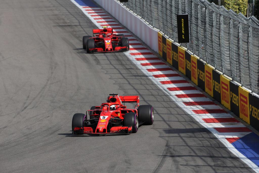 F1 | GP Russia, Ferrari pronta alla fermata Sochi