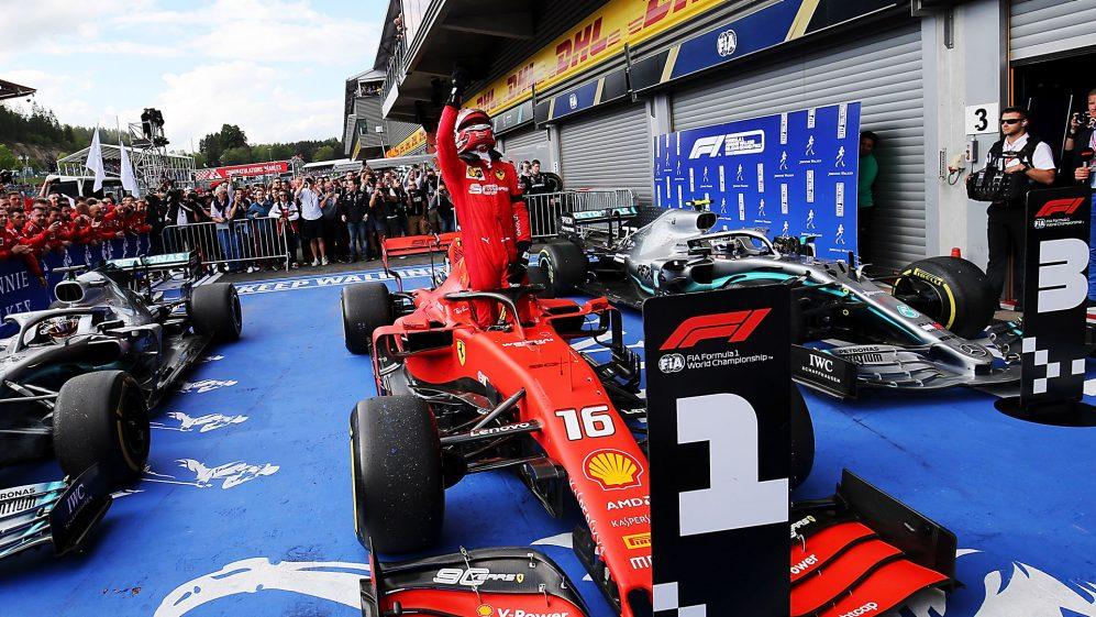 """F1   Ferrari, Leclerc: """"Questa vittoria è per Anthoine"""" [VIDEO]"""