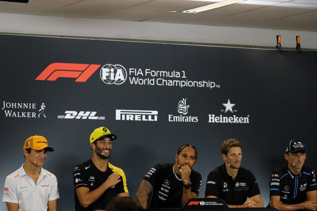 Formula 1 | GP Russia, Bottas e Kvyat protagonisti nella conferenza stampa di domani