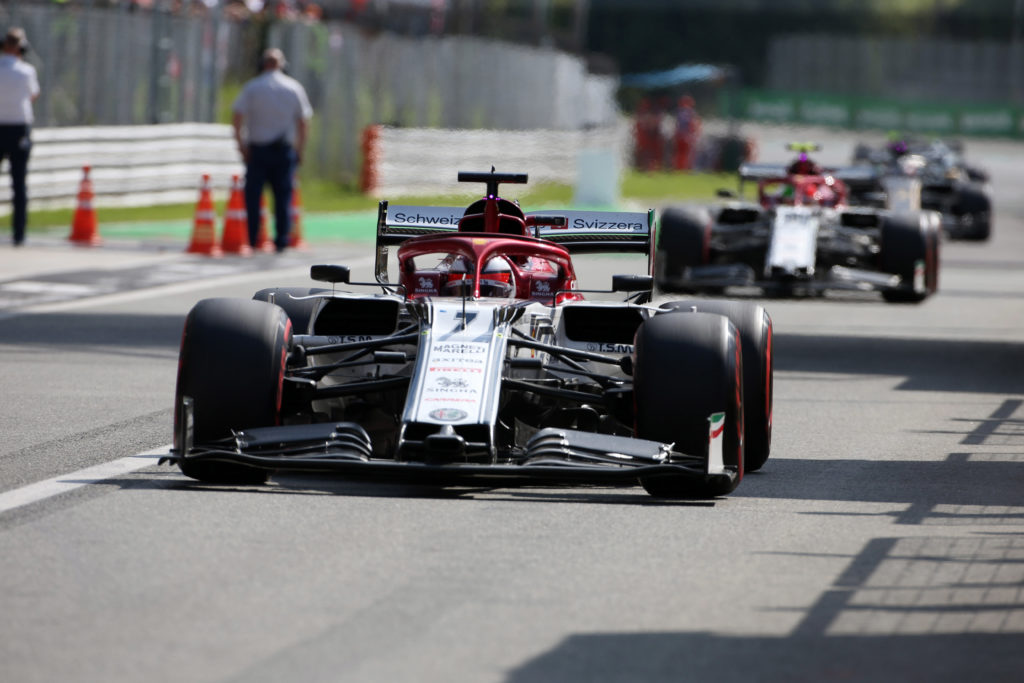 Formula 1 | GP Italia, Raikkonen scatterà dalla pit lane