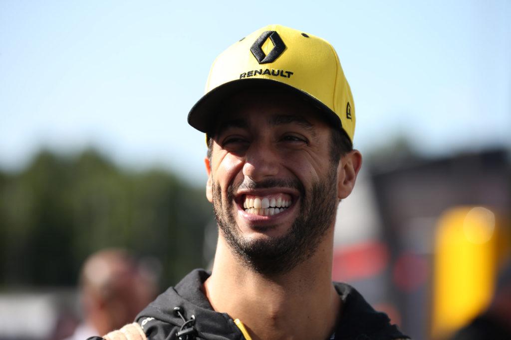 """F1   Renault, Ricciardo: """"Ce lo meritiamo"""""""