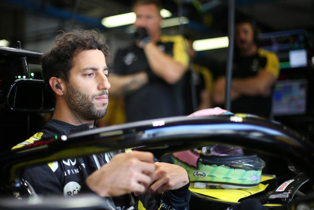 """F1   Ricciardo: """"Per il 2021 non ho ancora deciso"""""""