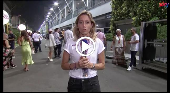 Formula 1 | GP Singapore, Hamilton al comando dopo le FP2: il punto di Mara Sangiorgio [VIDEO]