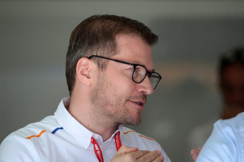"""F1   McLaren, Seidl carica la squadra in vista di Singapore: """"Sappiamo dove lavorare"""""""