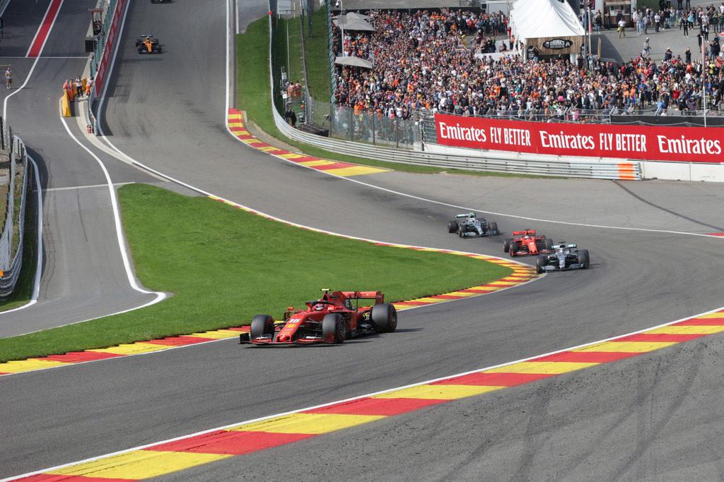 F1 | Spa: tornerà la ghiaia nella via di fuga