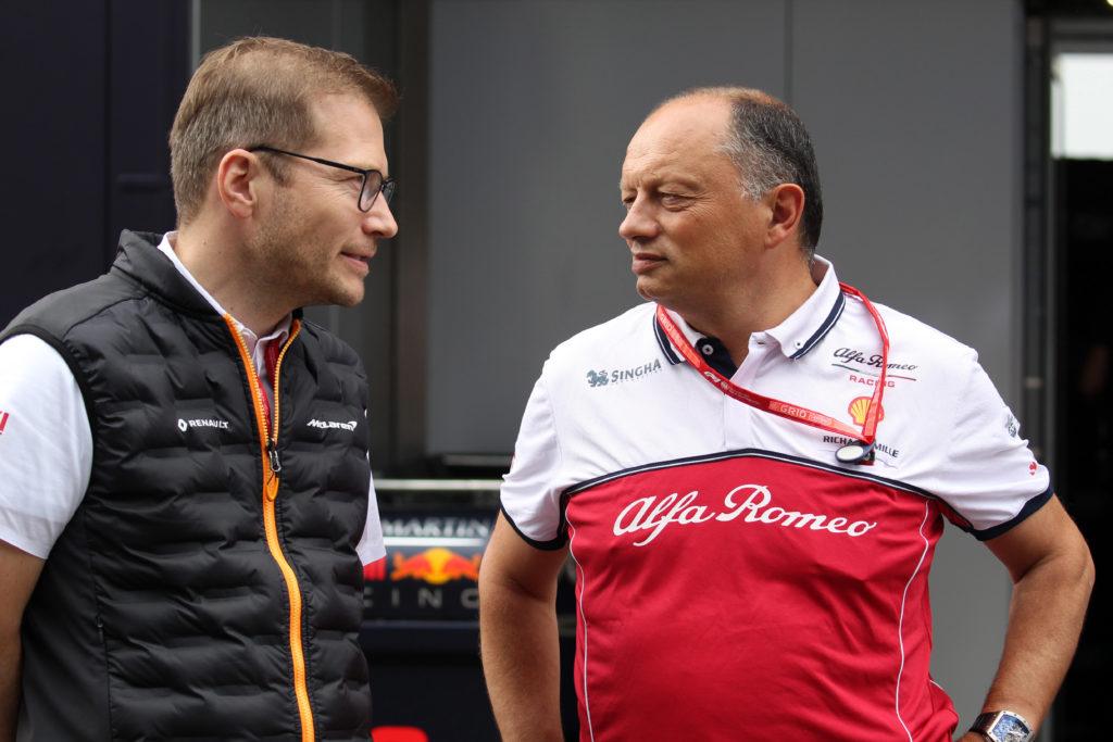 """F1   Alfa Romeo, Vasseur fiducioso: """"Servirà un lavoro adeguato"""""""