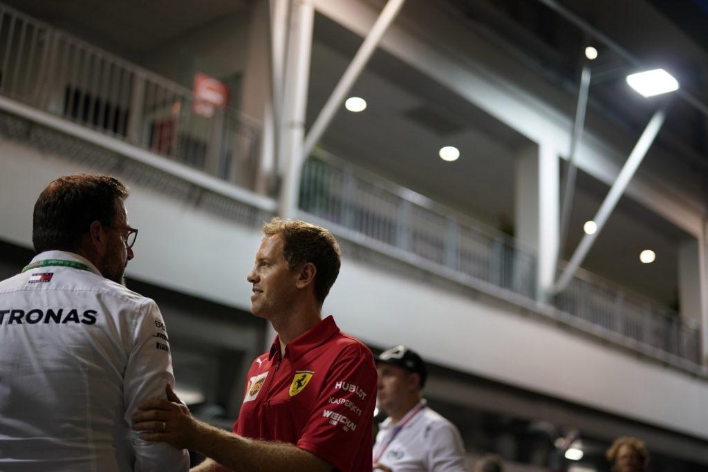 """Formula 1   Ferrari, Vettel cauto: """"Non siamo in lotta per il campionato"""""""