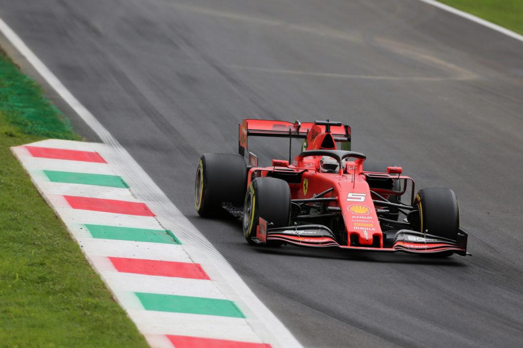 Formula 1 | GP Italia, Vettel chiude al comando le FP3 a Monza