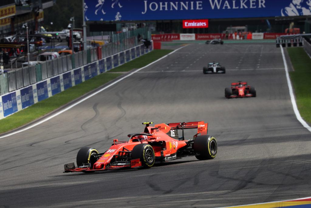 Formula 1 | GP Belgio, classifiche mondiali: Leclerc si avvicina a Vettel, Hamilton estende la leadership