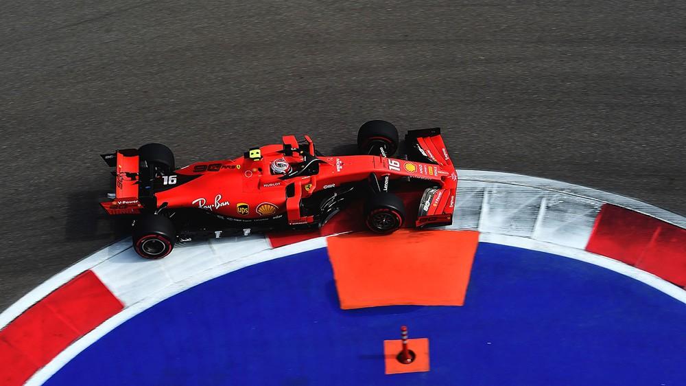 F1   GP Russia, venerdì da oltre cento giri per la Ferrari a Sochi