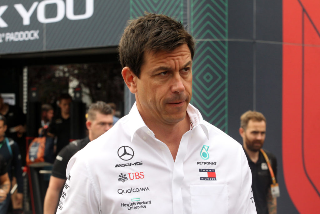 "F1 | Wolff su Monza: ""Non sarà un weekend facile"""