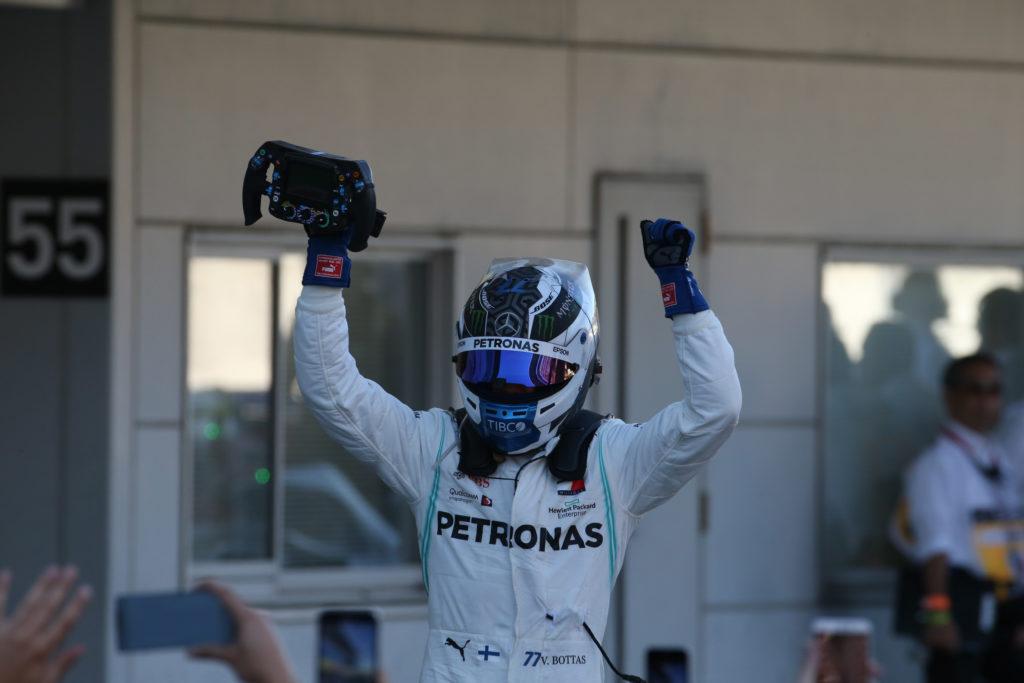 F1   GP Giappone, Valtteri Bottas eletto 'Driver of the Day'