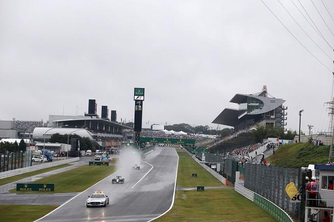 F1 Giappone, qualifiche Gp rinviate a domenica per tifone