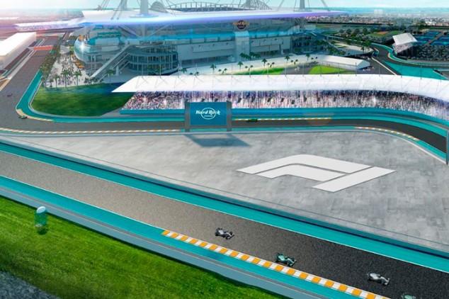 F1: il Circus a Miami, raggiunto un accordo preliminare