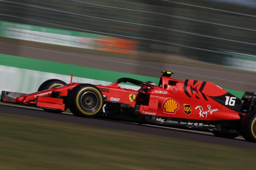 F1 | Doppia penalità per Leclerc, il monegasco scende in settima posizione