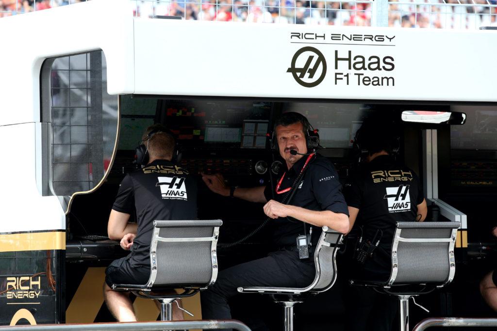 """F1   Haas, Guenther Steiner: """"Non abbiamo avuto problemi"""""""