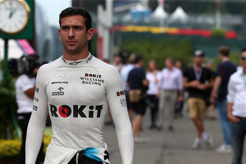 F1   Williams, Latifi al posto di Kubica nella prima sessione di libere in Messico