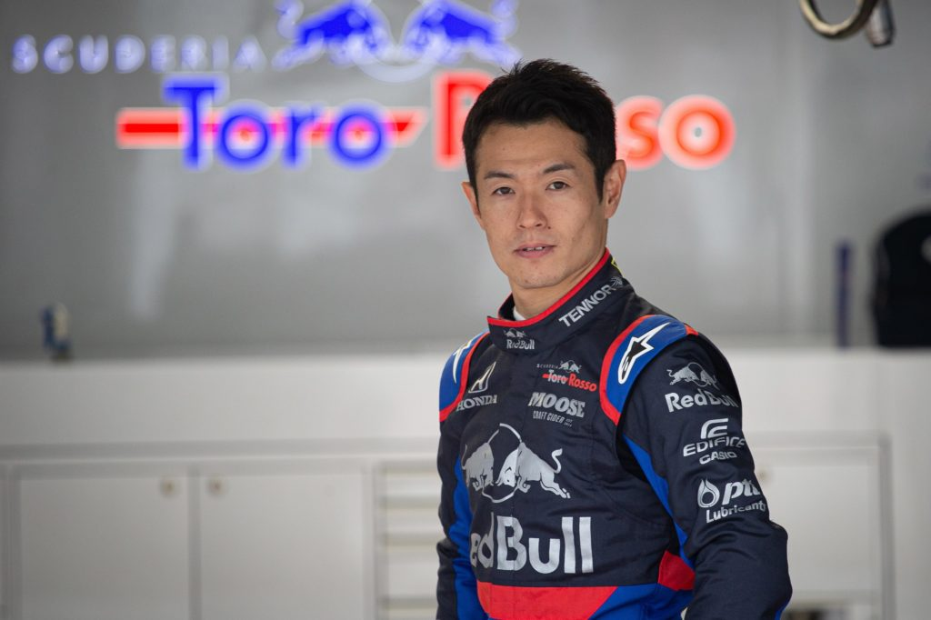 F1 | Toro Rosso, debutto in Formula 1 per Naoki Yamamoto