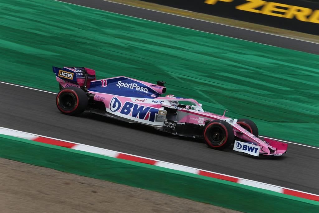 """F1   Racing Point, Perez spera nell'annullamento delle qualifiche: """"Partirei ottavo, non male"""""""