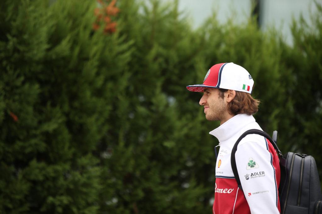 F1 | Alfa Romeo, tifone e affidabilità complicano il weekend di Giovinazzi