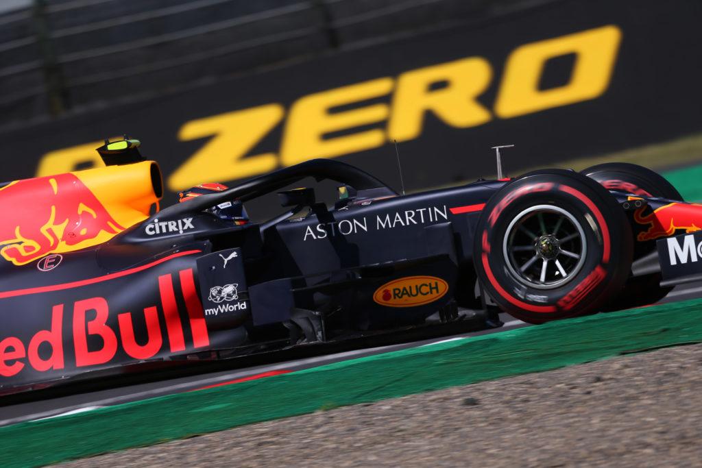 """F1   Red Bull, Albon sul futuro: """"Non voglio pensarci troppo"""""""