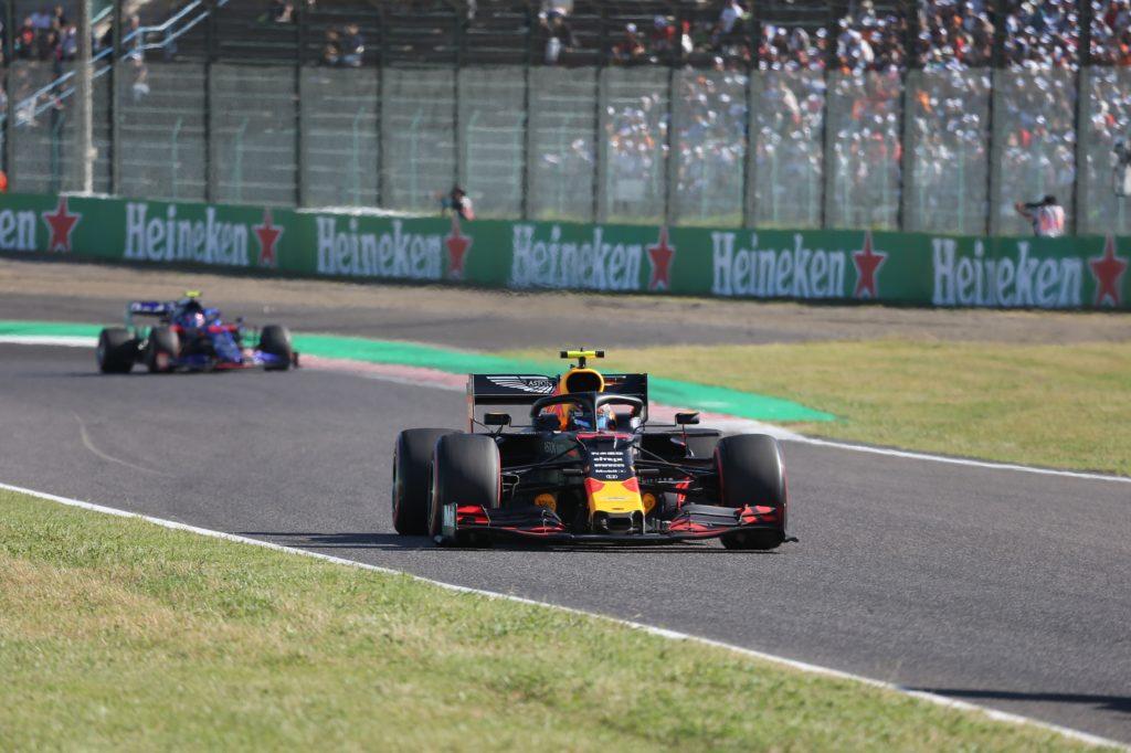 F1 | Red Bull, quarta posizione per Albon a Suzuka