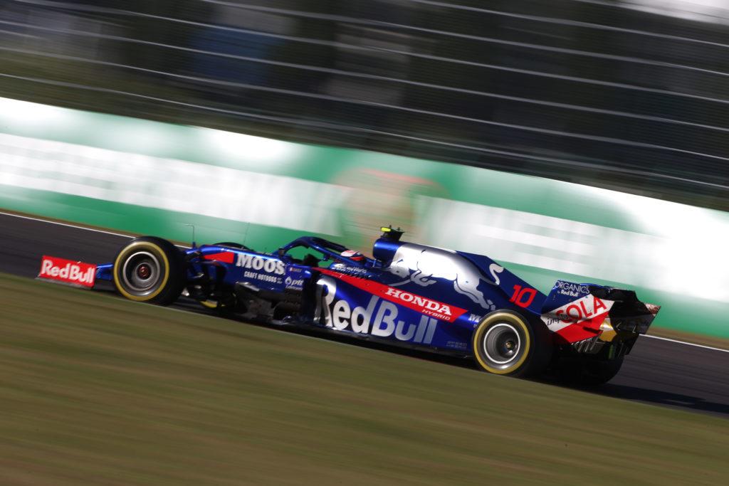 F1 | Toro Rosso, quattro punti conquistati da Gasly in Giappone