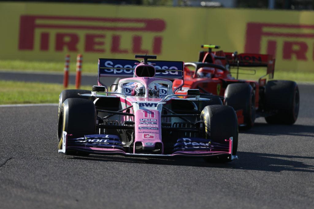 F1 | Racing Point, Perez a punti nonostante l'incidente dell'ultimo giro