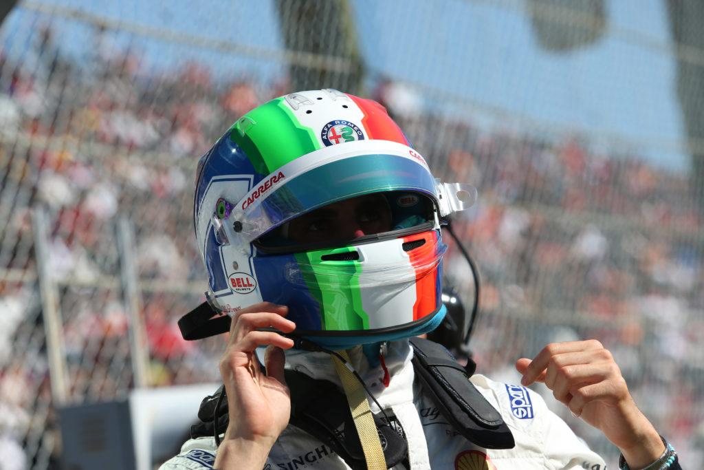 F1   Alfa Romeo, weekend difficile per Giovinazzi a Suzuka