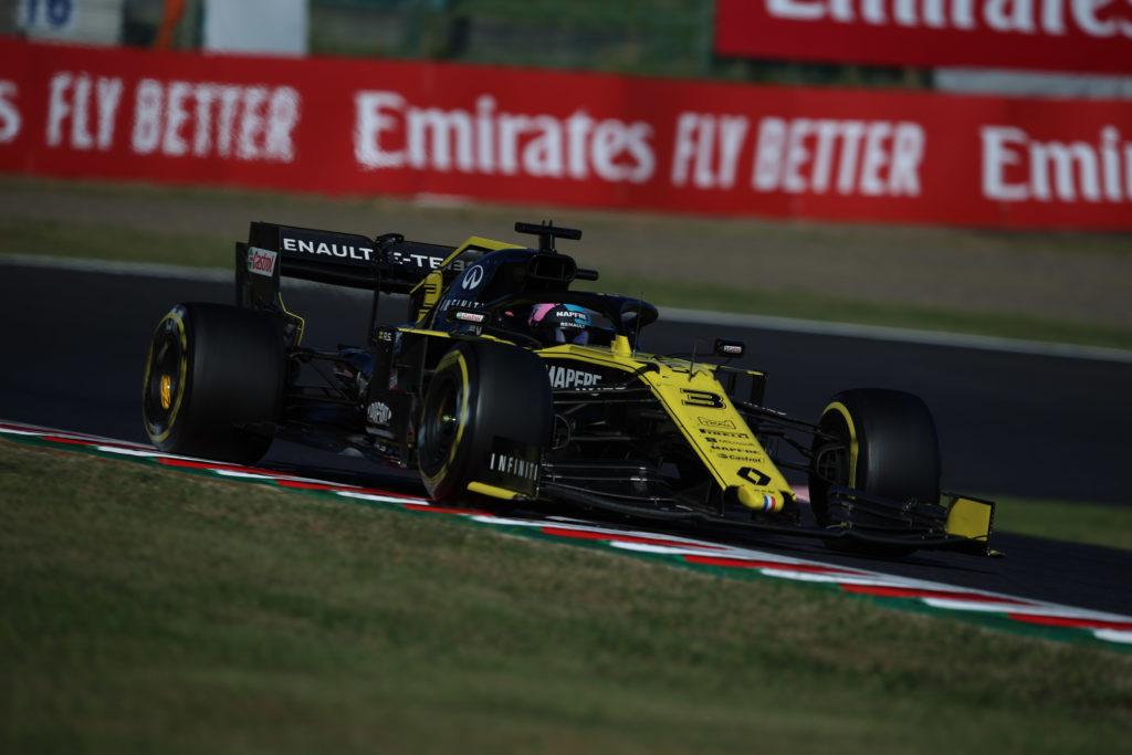 F1 | Renault, Ricciardo e Hulkenberg squalificati dal Gran Premio del Giappone
