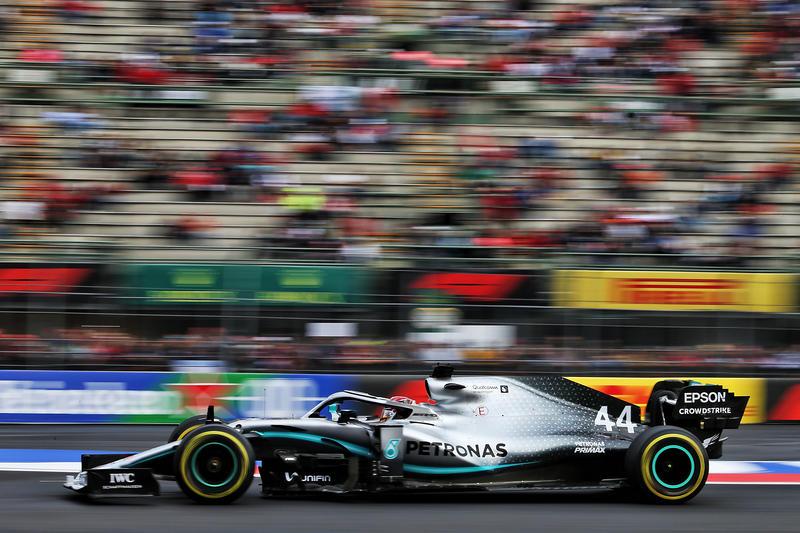F1   GP Messico: Hamilton detta il passo nelle prime libere, Leclerc secondo