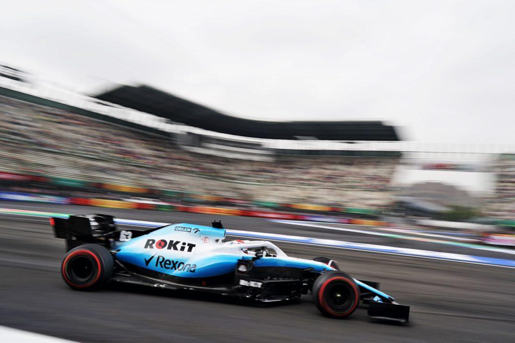 F1   GP Messico, lavoro di raccolta dati per la Williams durante le prove libere