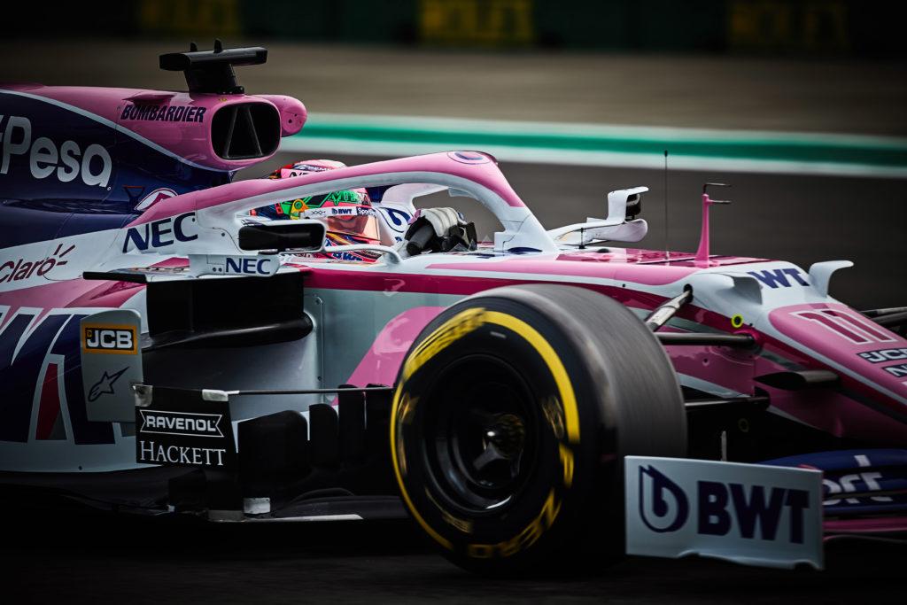 """F1   Racing Point, la gioia di Perez: """"L'undicesima posizione è la migliore per iniziare la gara"""""""