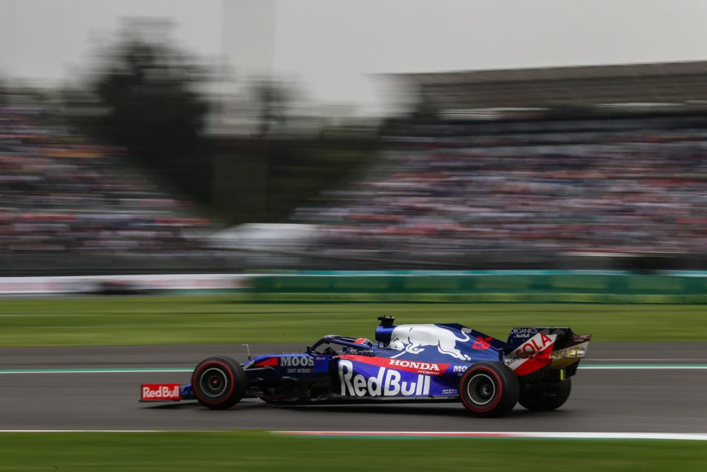 F1   Venerdì impressionante per la Toro Rosso a Città del Messico