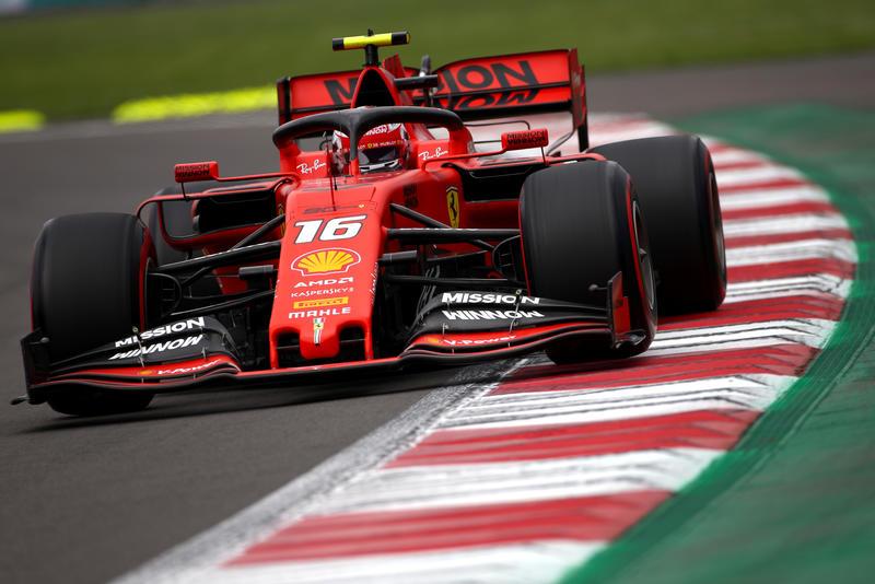 F1 | GP Messico: Ferrari al top nelle Libere 3, Leclerc il più veloce