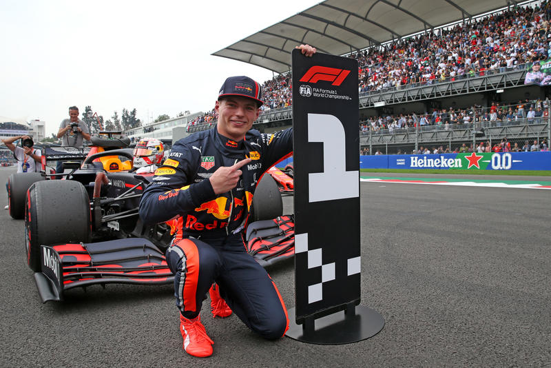 F1 | GP Messico: pole di Verstappen ma a rischio, seguono le Ferrari