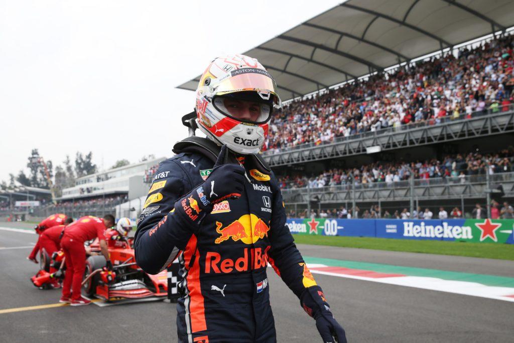 Formula 1 | GP Messico, tre posizioni di penalità in griglia per Max Verstappen