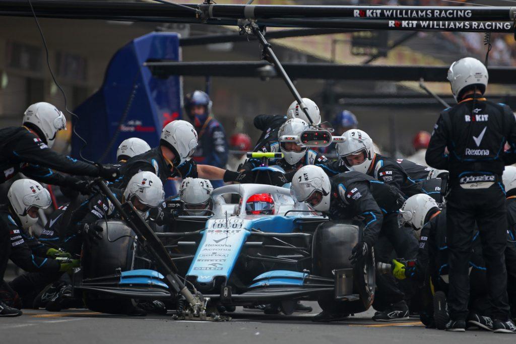 F1 | Williams, continuano i preparativi in vista della prossima stagione