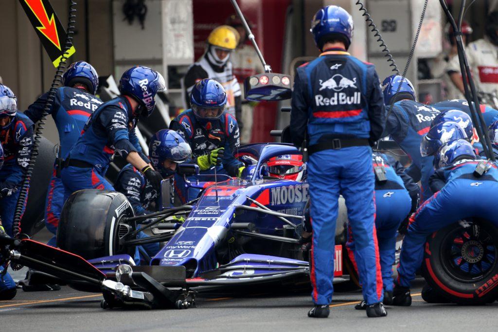 F1 | Toro Rosso, la partenza con le Soft ha danneggiato la gara di Gasly e Kvyat