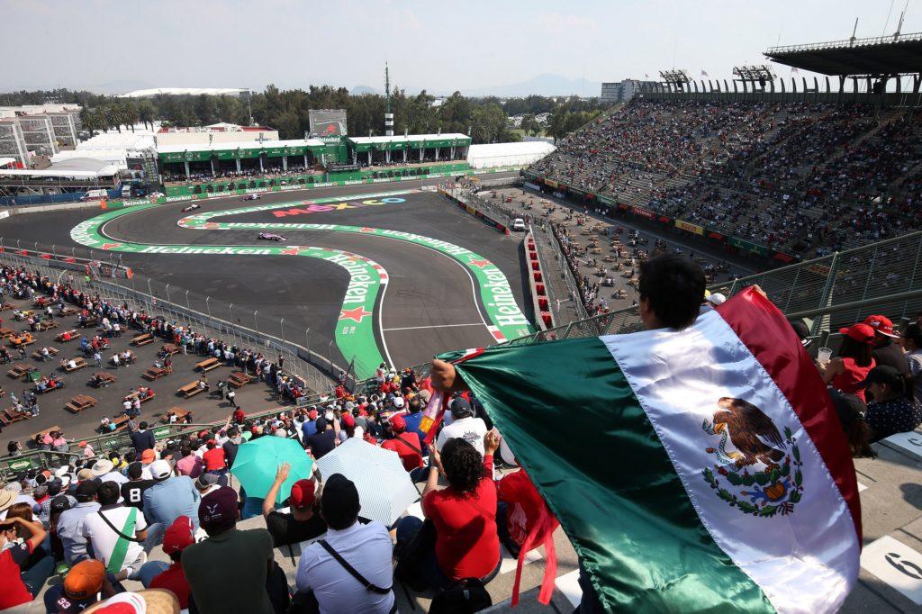 Formula 1 | Il GP del Messico in diretta su Twitch per alcuni paesi europei