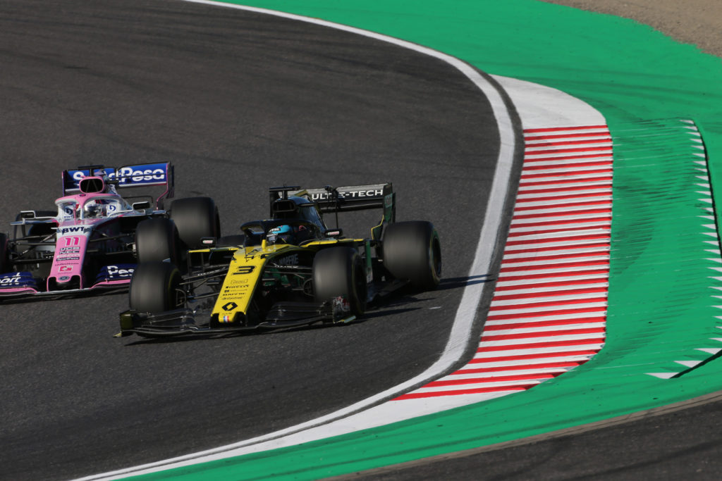 F1 | GP Giappone, Racing Point presenta ricorso contro Renault