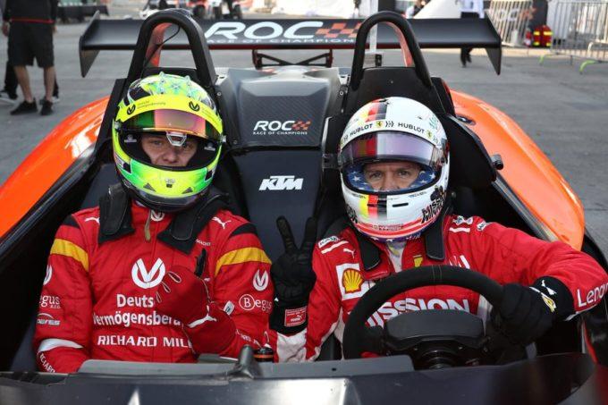 Schumacher JR: