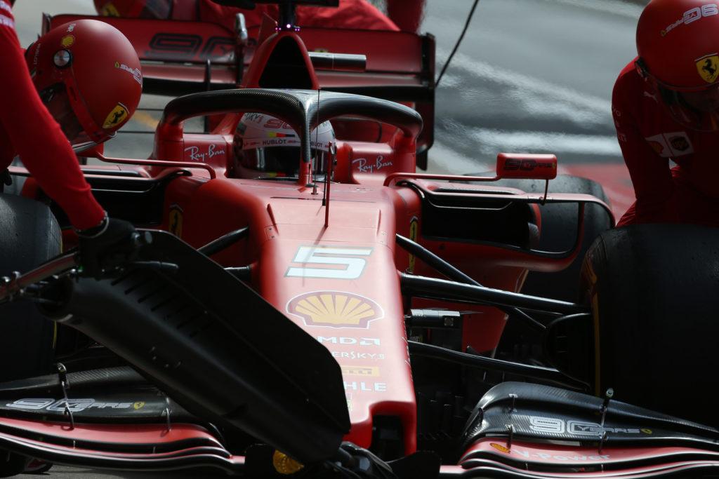 F1 | Ferrari e Red Bull in pista a Barcellona per testare le Pirelli 2020