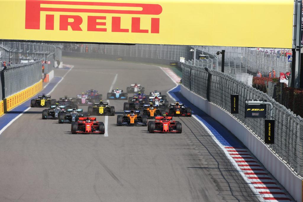 F1   Mini gara al sabato: Paul Ricard, Spa e Sochi le piste scelte per la sperimentazione?